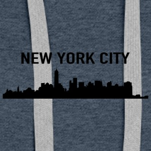 NEW YORK CITY - Women's Premium Hoodie