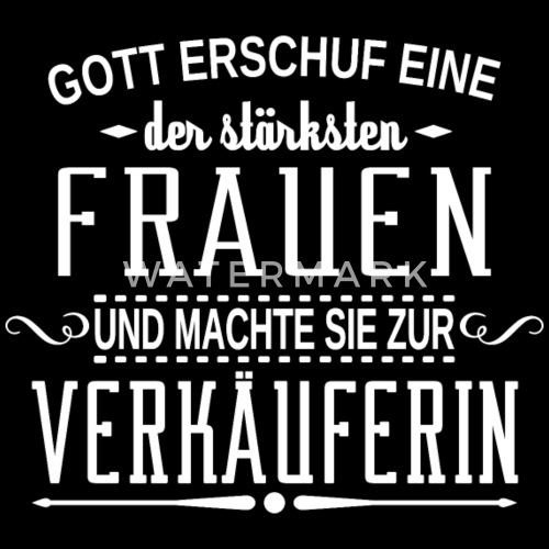 Einzelhandel Verkauferin Kauffrau Shirt Geschenk Frauen Premium