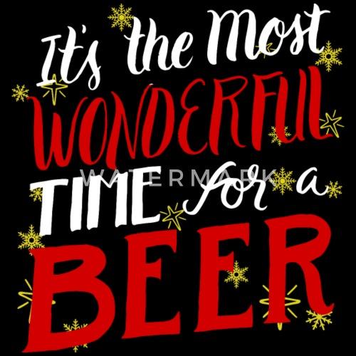 Bier Manner Mann Weihnachten Geschenk Beer X Mas Frauen Premium