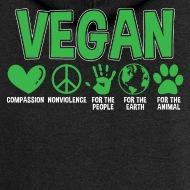 Veste vegan femme