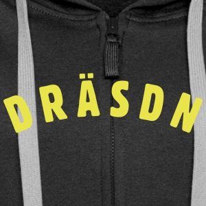 Wirsdn lettering - Women's Premium Hooded Jacket