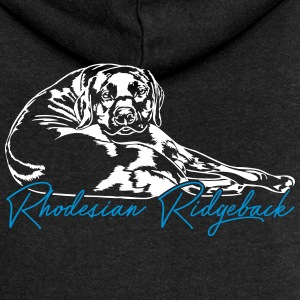Rhodesian Ridgeback dog - Women's Premium Hooded Jacket