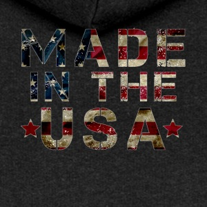 Made in the USA - Women's Premium Hooded Jacket
