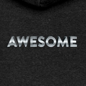I'm Just Awesome - Women's Premium Hooded Jacket