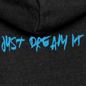 Just Dream IT Paint - Women's Premium Hooded Jacket