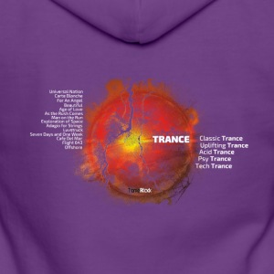 Be Part of The Trance Universe - Women's Premium Hooded Jacket