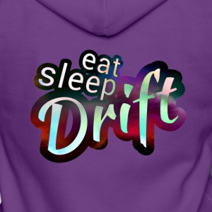 Eat Sleep drift MagicColor - Naisten Girlie svetaritakki premium