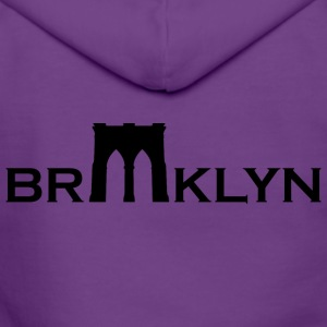 Brooklyn Bridge - Naisten Girlie svetaritakki premium