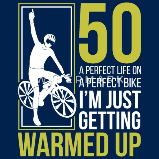 Geschenk Set Radfahrer Goodmandesign Zum 50 Geburtstag T Shirt
