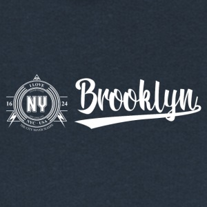 New York City · Brooklyn - Naisten Girlie svetaritakki premium