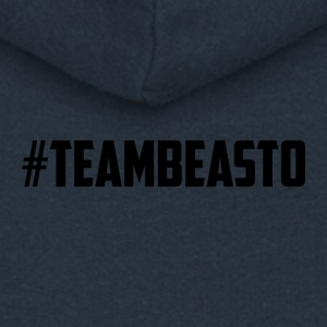 #TeamBeasto Sportswear - Women's Premium Hooded Jacket