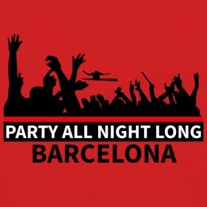 BARCELONA Party All Night Long - Premium luvjacka dam