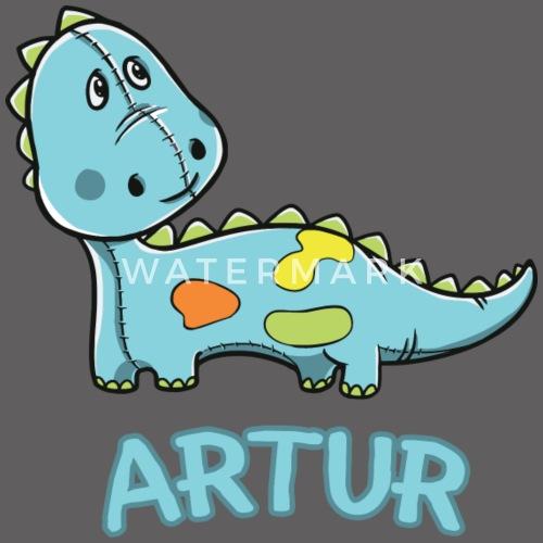 Dinosaurier Lustig Kind Artur Geschenk Geburtstag Frauen Premium