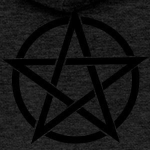 Pentagram - Women's Premium Hooded Jacket
