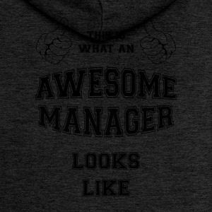 AWESOME MANAGER - Premium luvjacka dam