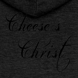 Cheese's Christ - Women's Premium Hooded Jacket