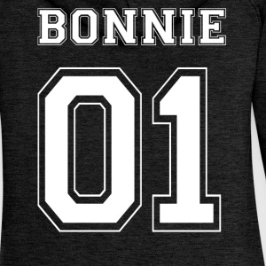 BONNIE 01 - White Edition - Premium luvjacka dam