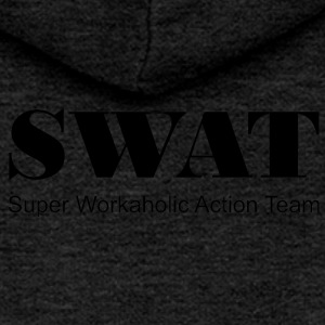 Swat Super workaholic Action Team - Premium luvjacka dam