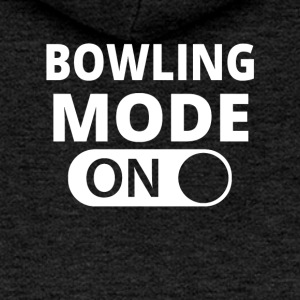 MODE ON BOWLING - Dame Premium hættejakke