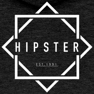 HIPSTER EST. 1991 - Women's Premium Hooded Jacket
