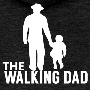 The Walking Dad - Zombie Alarm - - Frauen Premium Kapuzenjacke
