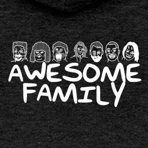 Awesome familjen <3 - Premium luvjacka dam