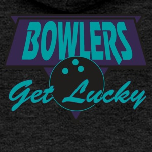 Bowling Bowers Get Lucky - Chaqueta con capucha premium mujer