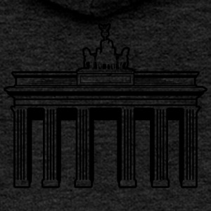 Brandenburg Gate - Women's Premium Hooded Jacket