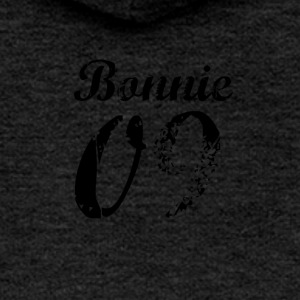 Bonnie and Clyde - September - Vintage - Women's Premium Hooded Jacket