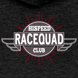 Race Quad HiSpeedClub - Women's Premium Hooded Jacket