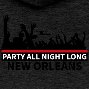 NEW ORLEANS - Party All Night Long - Premium luvjacka dam