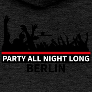 BERLIN - Party All Night Long - Premium luvjacka dam