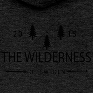 The Wilderness Of Sweden - Women's Premium Hooded Jacket