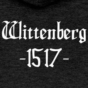 Wittenberg 1517 - Women's Premium Hooded Jacket