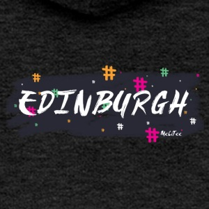 Edinburgh # 1 - Premium hettejakke for kvinner