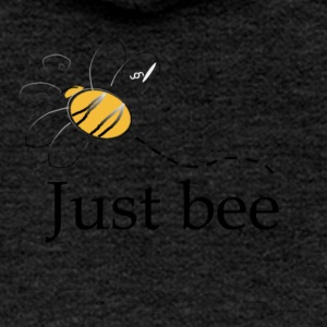 Just_bee - Felpa con zip premium da donna