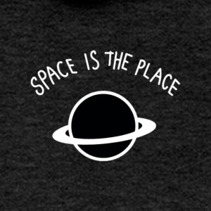Space is the Place - Frauen Premium Kapuzenjacke