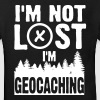 I'm not lost. I'm geocaching - Kinder Bio-T-Shirt