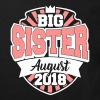 Big Sister August 2018 - Schwangerschaft - Baby - Kids' Organic T-shirt