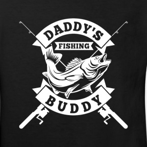 Daddy's Fishing Buddy - angler and fisherman gift