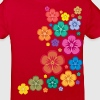 New Age Flower Power - Kinder Bio-T-Shirt