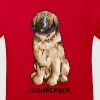 Leon the Leonberger - Kids' Organic T-shirt