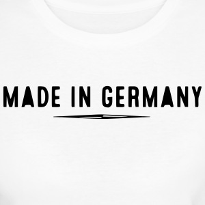 Made in Germany - T-shirt ecologica da donna
