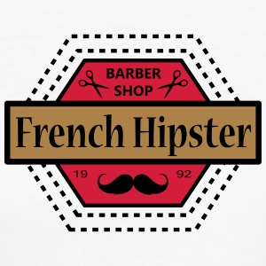 FRENCH HIPSTER - Frauen Bio-T-Shirt