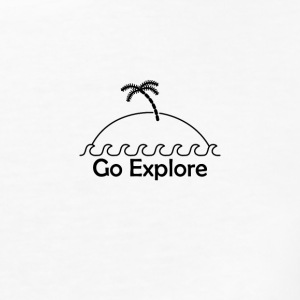 go! Explore - Frauen Bio-T-Shirt