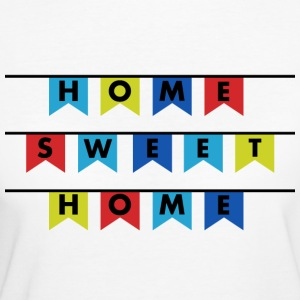 Home sweet home home - Women's Organic T-shirt