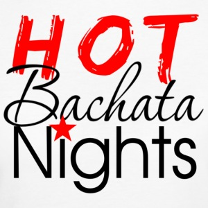 Hot Nights Bachata - Chemises de nuit - T-shirt Bio Femme