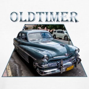 Old Timer New Orleans - Vrouwen Bio-T-shirt