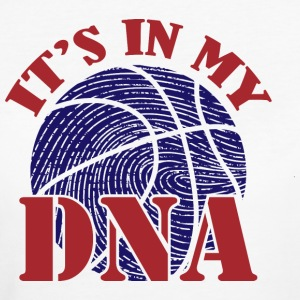 basket-DNA - Ekologisk T-shirt dam