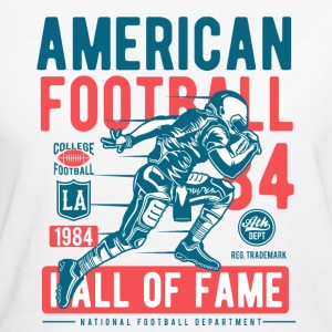 1984 American Football Design - Women's Organic T-shirt